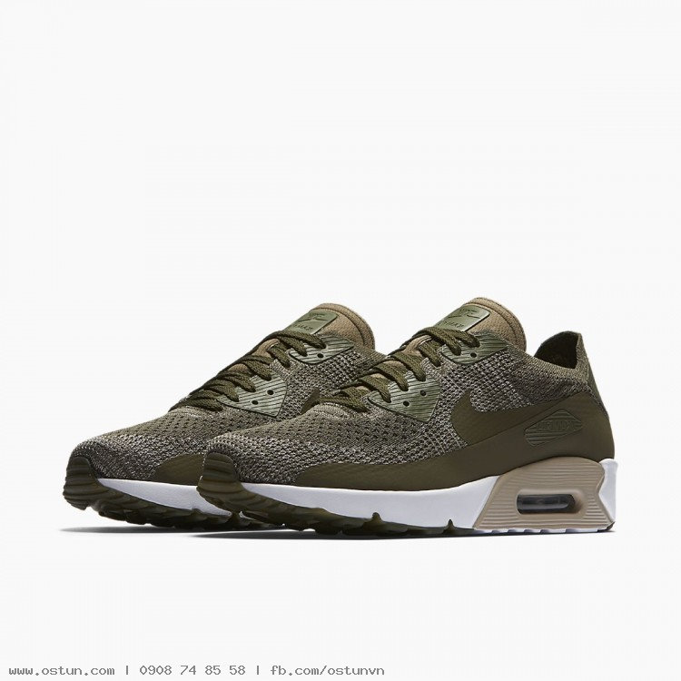 Nike Air Max 90 Ultra 2.0 Flyknit - Men's Shoe