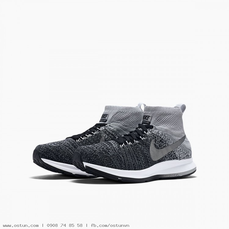 sports shoes 2cb7e 46519 Nike Air Zoom Pegasus All Out Flyknit - Big Kids' Running ...