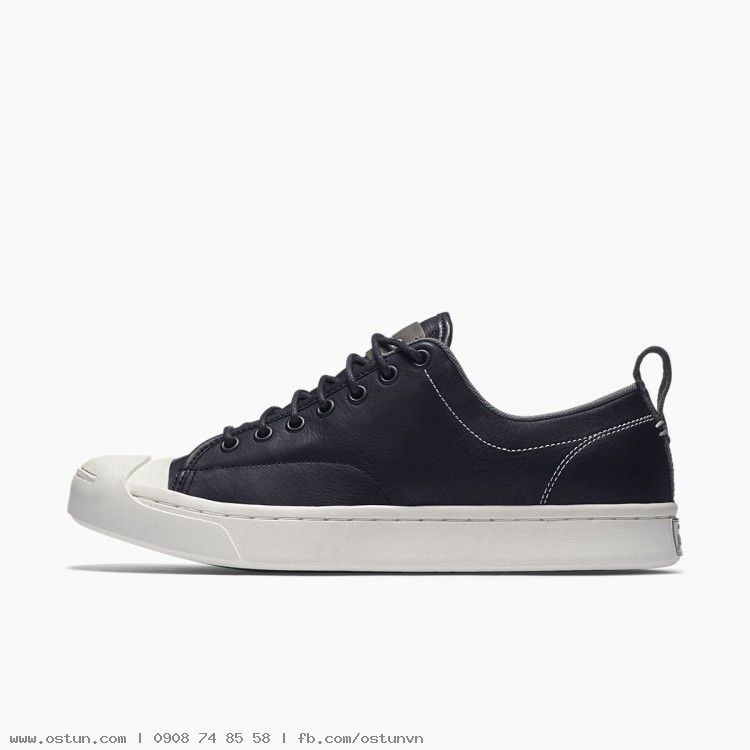 c3cd126a97f0 Converse Jack Purcell Tumbled Leather Low Top - Unisex Shoe