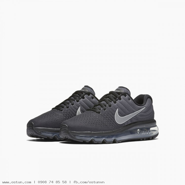Nike Air Max 2017 - Older Kids' Running Shoe