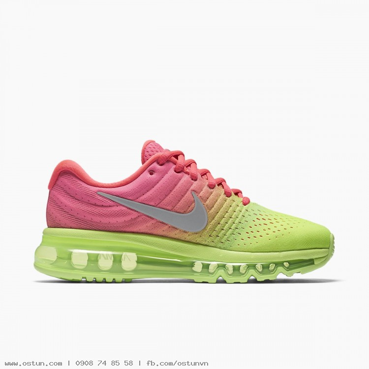 Nike Air Max 2017 - Big Kids' Running Shoe