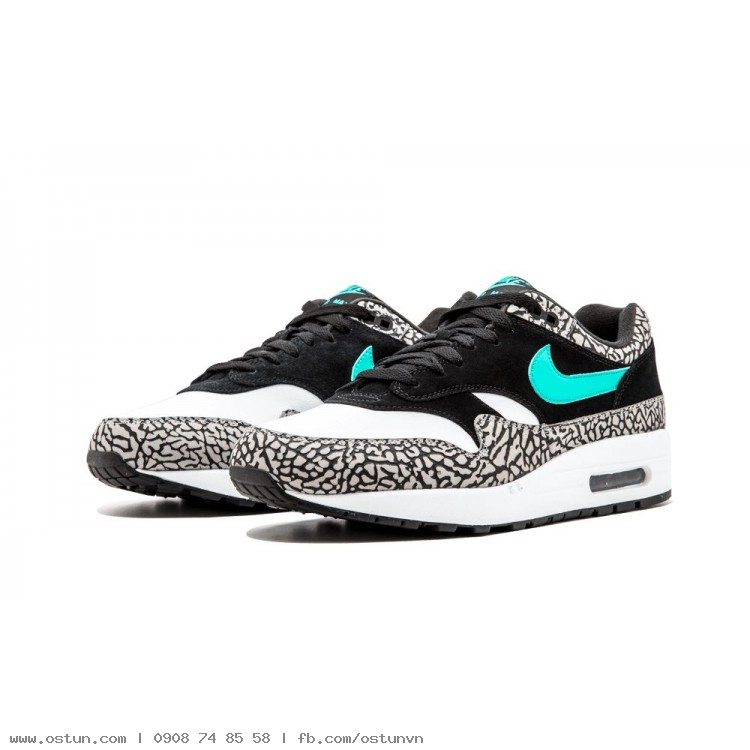 Air Max 1 Premium Retro Atmos Elephant 2017 - Mens