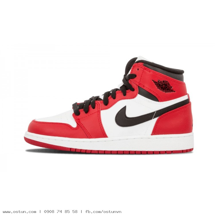 af2fd10063c2 AIr Jordan 1 Retro High OG GS Chicago