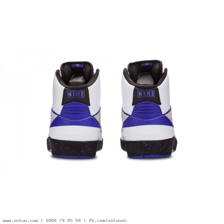lowest price 4d4a8 df6a2 ... Air Jordan 2 Retro Concord - Mens