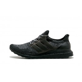 UltraBoost Triple Black