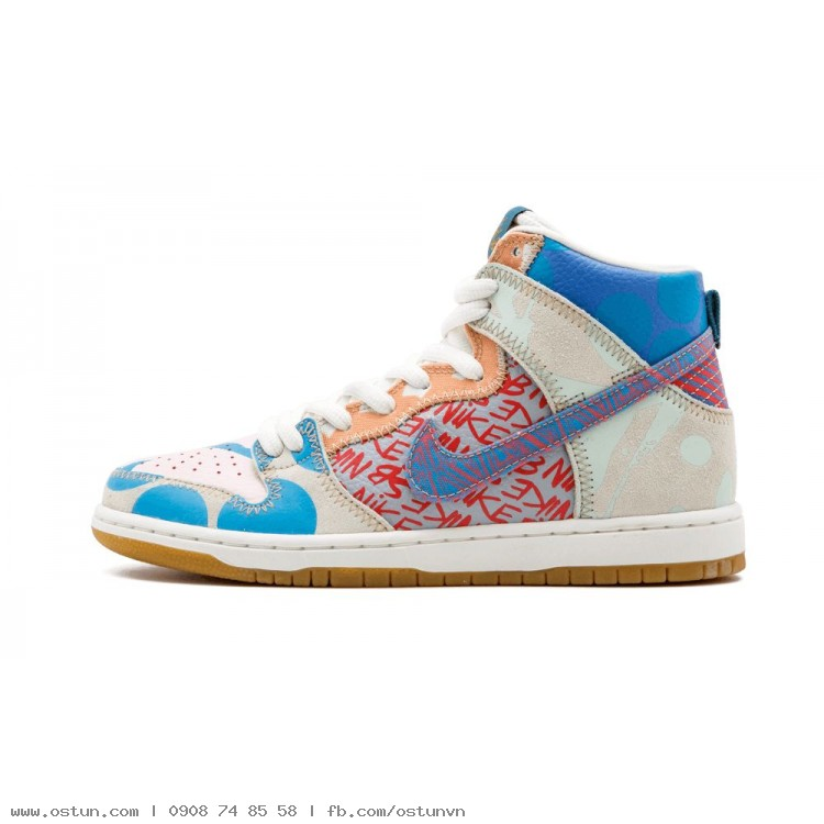 SB Zoom Dunk High PREM Thomas Campbell/What The Dunk 17 - Mens