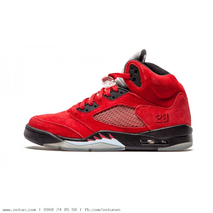 ee5f9d197d6cbc Air Jordan 5 Retro DMP Raging Bull - Mens