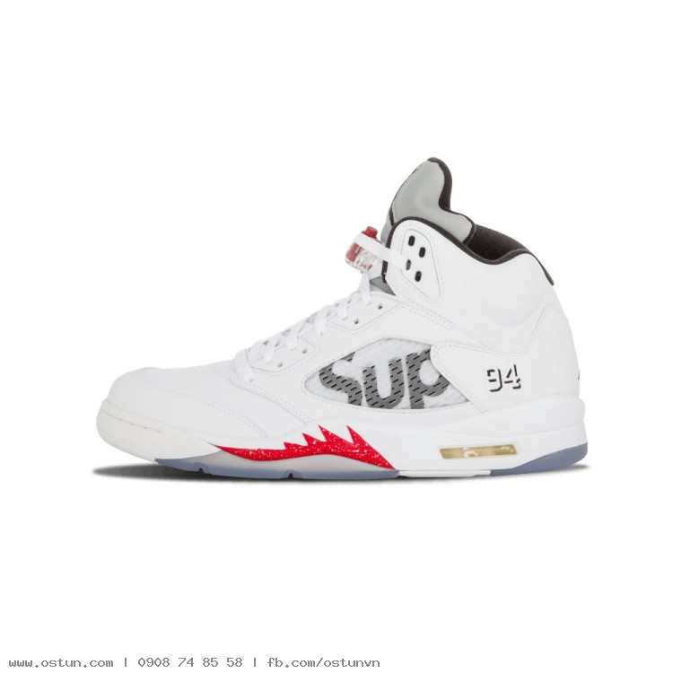 8211501292fe Air Jordan 5 Retro Supreme Supreme - Mens