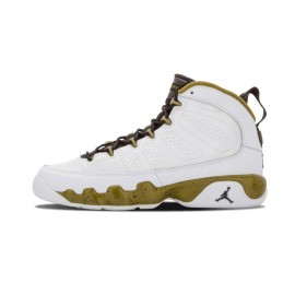 Air Jordan 9 Retro BG Statue