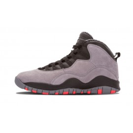 Air Jordan Retro 10 Cool Grey