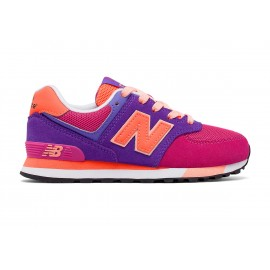 New Balance 574 Cut and Paste