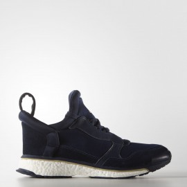 Blue Boost Shoes