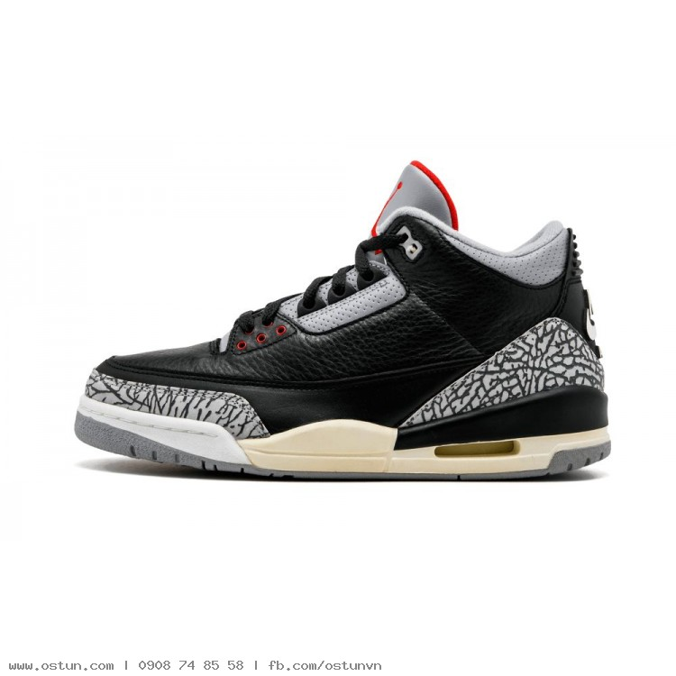 9907e6ae20cb2a Air Jordan 3 Retro 2001 RELEASE - Mens