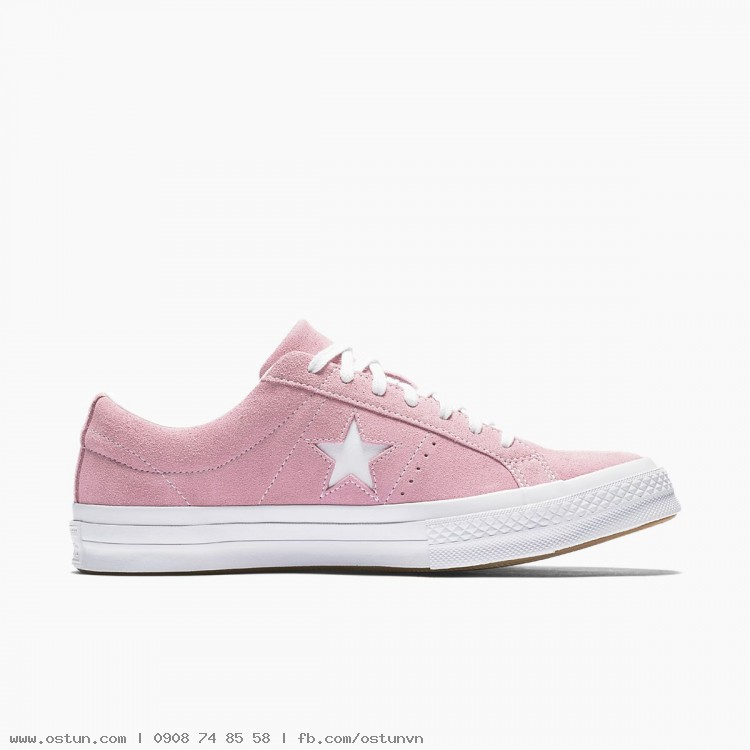 5897a011eded6e ... Converse One Star Classic Suede Low Top - Unisex Shoe ...
