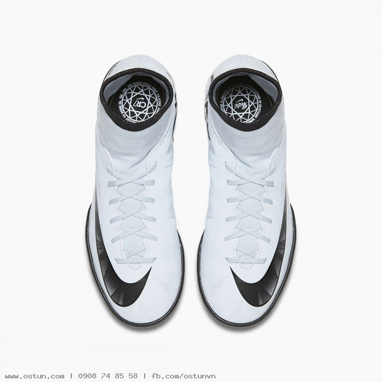Nike Jr. MercurialX Victory VI Dynamic Fit CR7 TF - Younger/Older Kids' Artificial-Turf Football Shoe