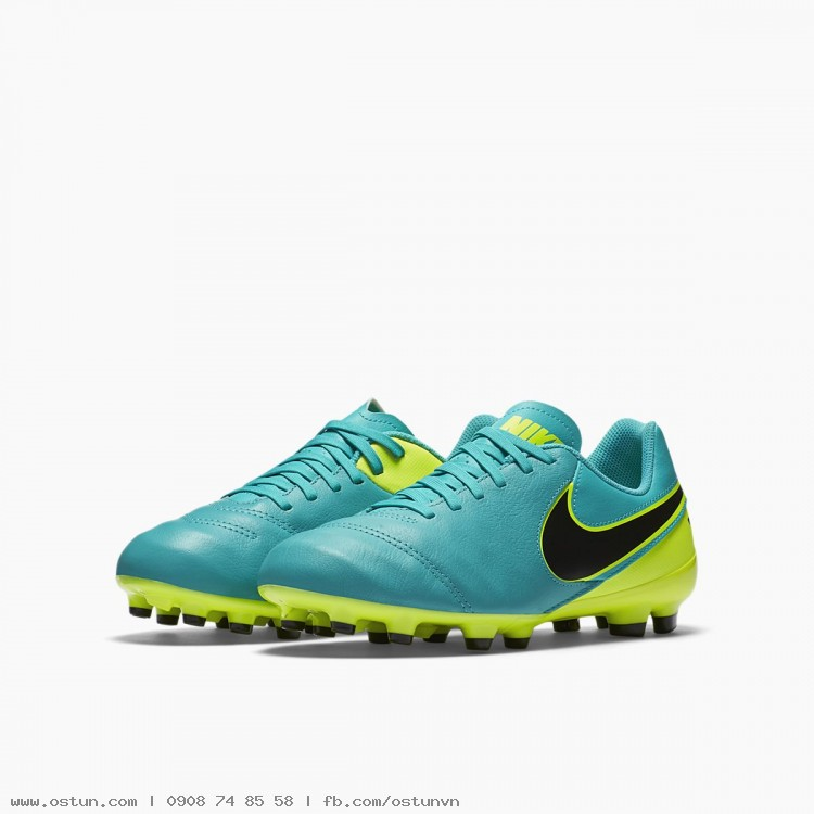Nike Jr. Tiempo Legend VI FG - Younger/Older Kids' Firm-Ground Football Boot