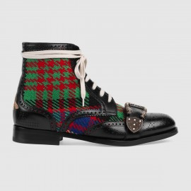 Giày Queercore brogue boot