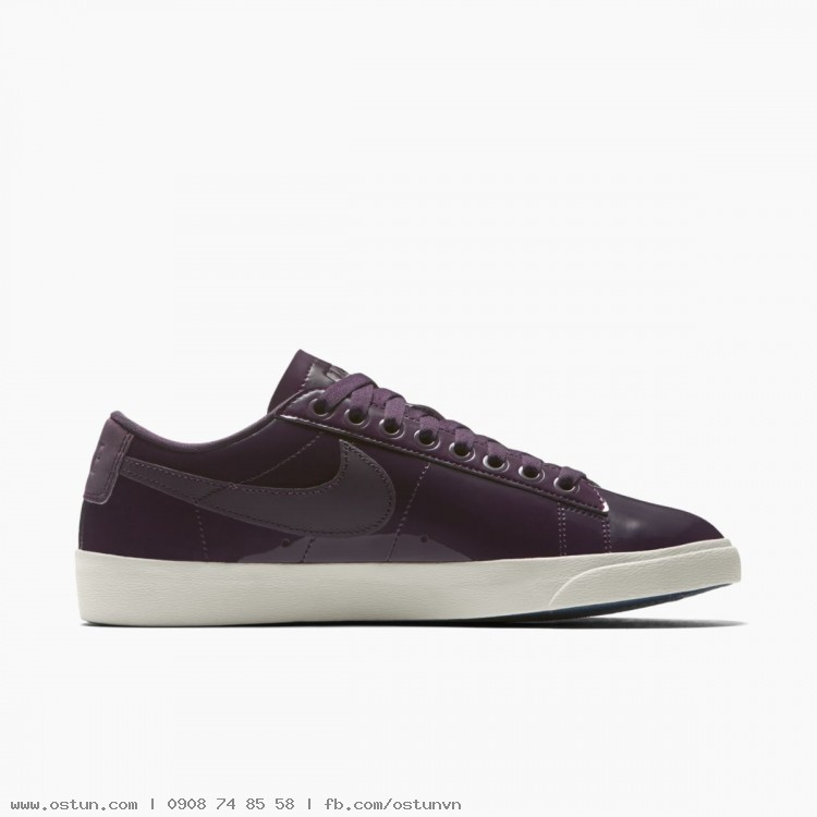 best sneakers be8dc 3b84e ... The Nike Blazer Premium Low QS Nocturne - Women s Shoe ...