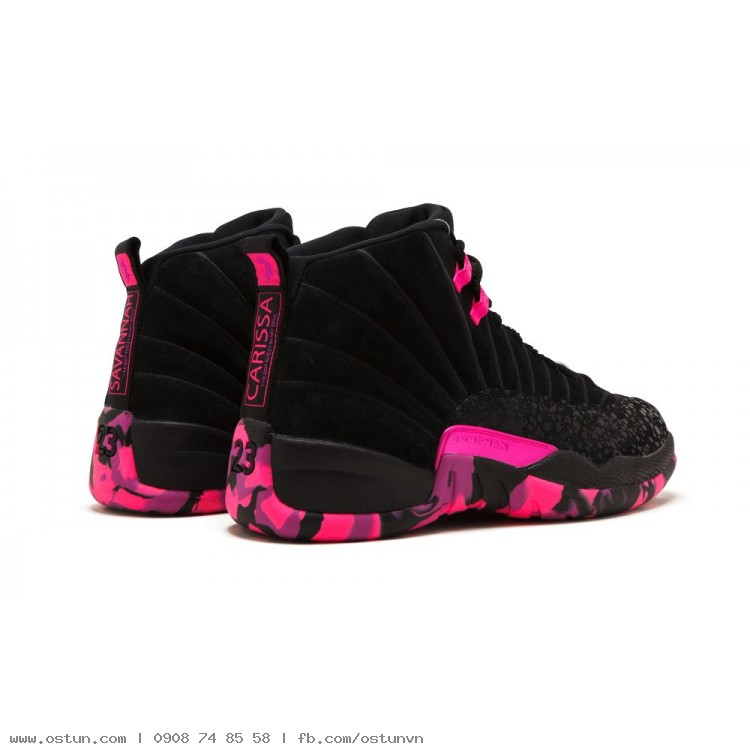 buy popular 25f31 77345 Carissa's Air Jordan 12 Retro - Men's Shoe