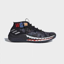 Dame 4  BAPE® Shoes