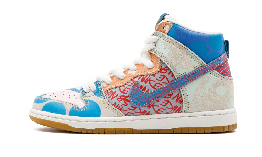 size 40 cc520 94768 SB Zoom Dunk High PREM Thomas Campbell What The Dunk 17